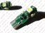 CAN BUS LED W5W T10 5 5050 SMD GREEN 12V 24V