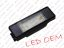 CITROEN C2 C3 C4 DS3 LED OEM TABLICY REJ RDH