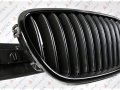 BMW F10 F11 SEDAN TOURING CZARNY BLACK SHADOW GRILL NERKI
