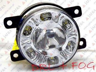 światła Led Do Jazdy Dziennej Drl Halogen Led Opel Astra H Opc