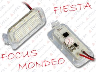 Ford Mondeo Mk4 Lampka Led Tablicy Rejestracyjnej
