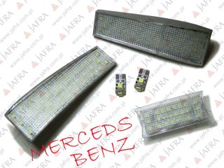 MERCEDES BENZ W207 COUPE LED LAMPKI PODSUFITKI ROOF LAMP