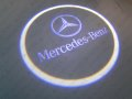 LED LOGO SHADOW LIGHT MERCEDS CREE CHIP